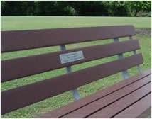 Cullinan Park Bench
